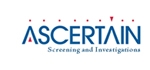 Ascertain Screening : Pre-Employment Screening