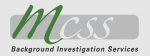 MCSS Background Investigation Services
